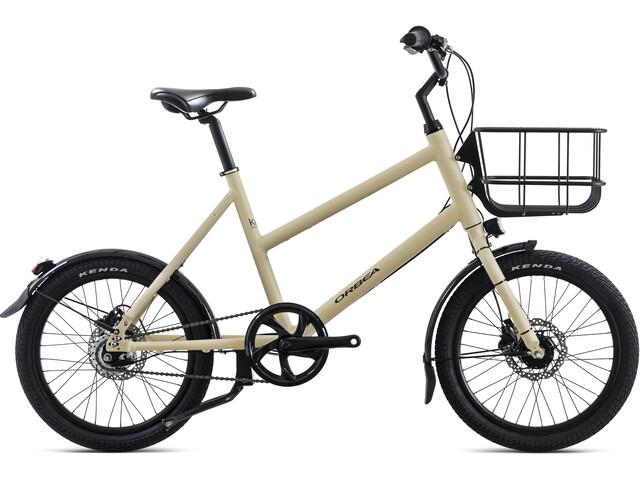 ORBEA Katu 30 Citybike hvid (2019) | City-cykler